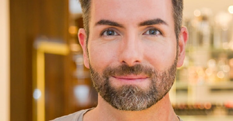 Make Up Artist Ken Boylan discusses how growing up as 'one of the lucky gays' helped him be himself