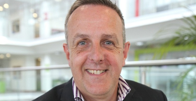 Gerry Sheridan of eir addresses LGBTQ inclusivity and coming out in the workplace