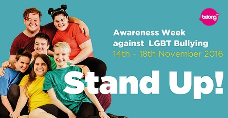 Stand Up! Campaign Against Transphobic and Homophobic Bullying
