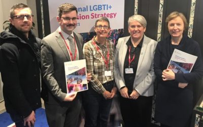 Launch of National LGBTI+ Inclusion Strategy