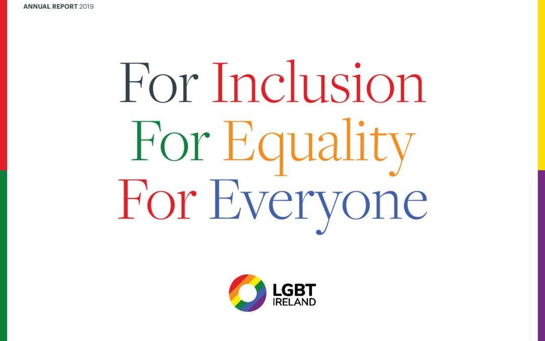 LGBT Ireland Annual Report 2019