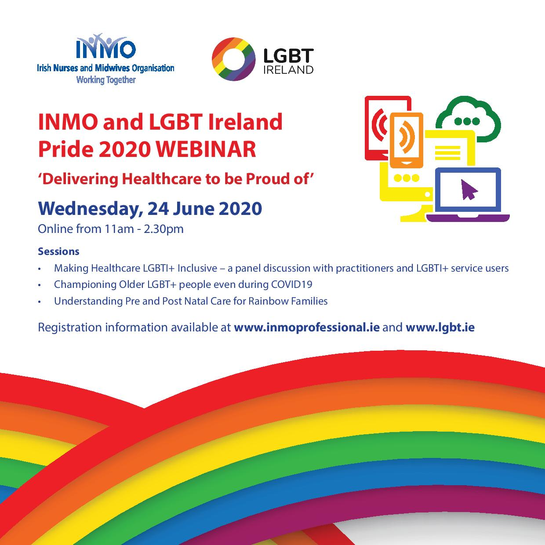 INMO LGBT Ireland Poster
