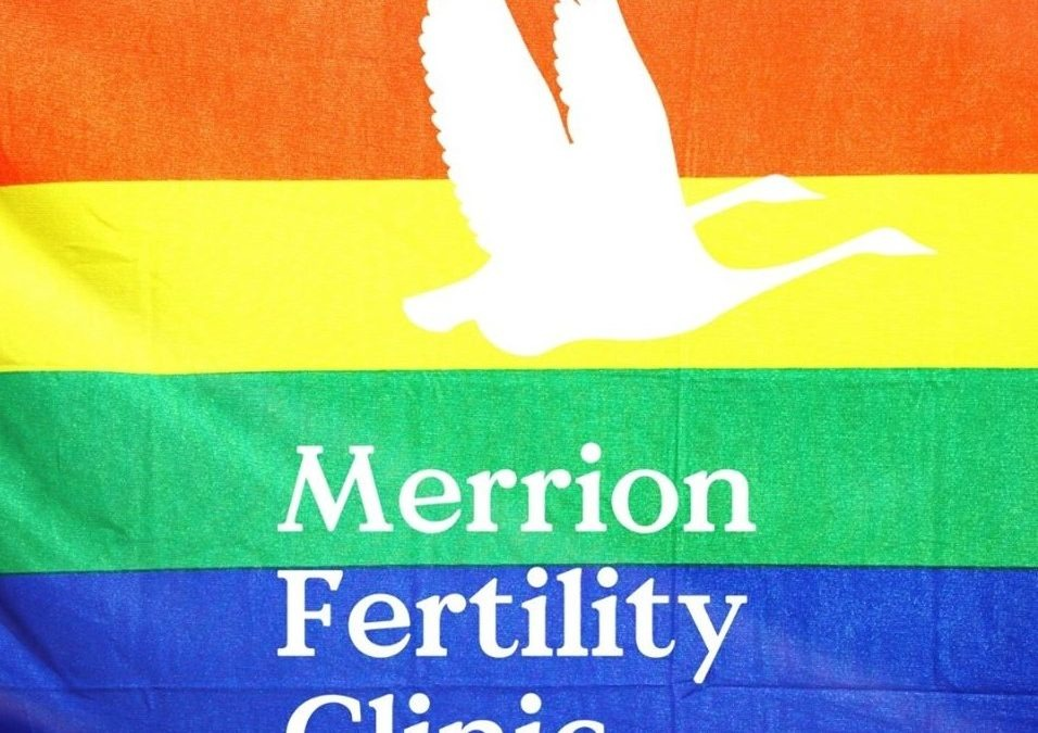 Merrion Fertility Clinic Support Pride