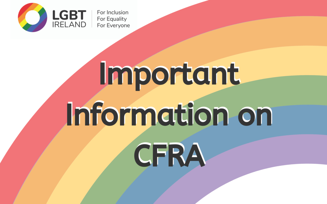 Important Information on the Children and Family Relationships Act (CFRA) 2015
