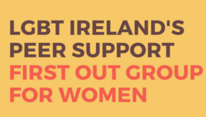 First Out Peer Support Group for LGBTI+ Women