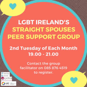 lgbt ireland straight spouses