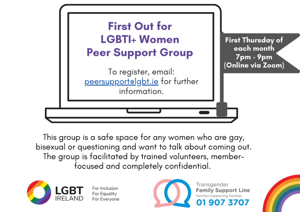 First out for LGBTI+ Women