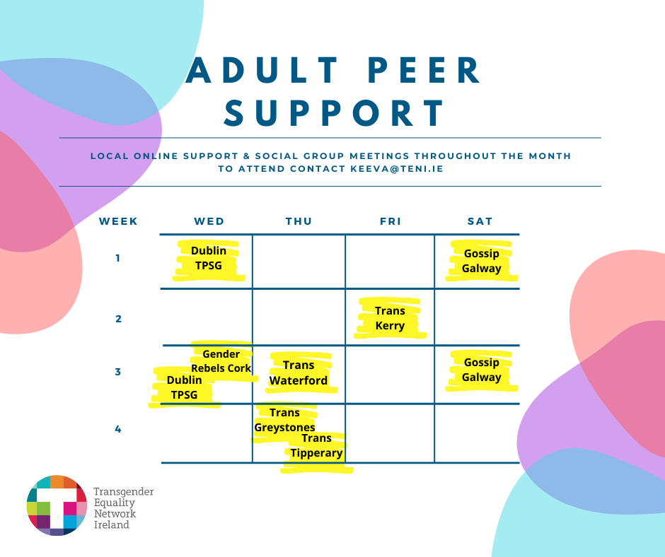 Trans Peer Support