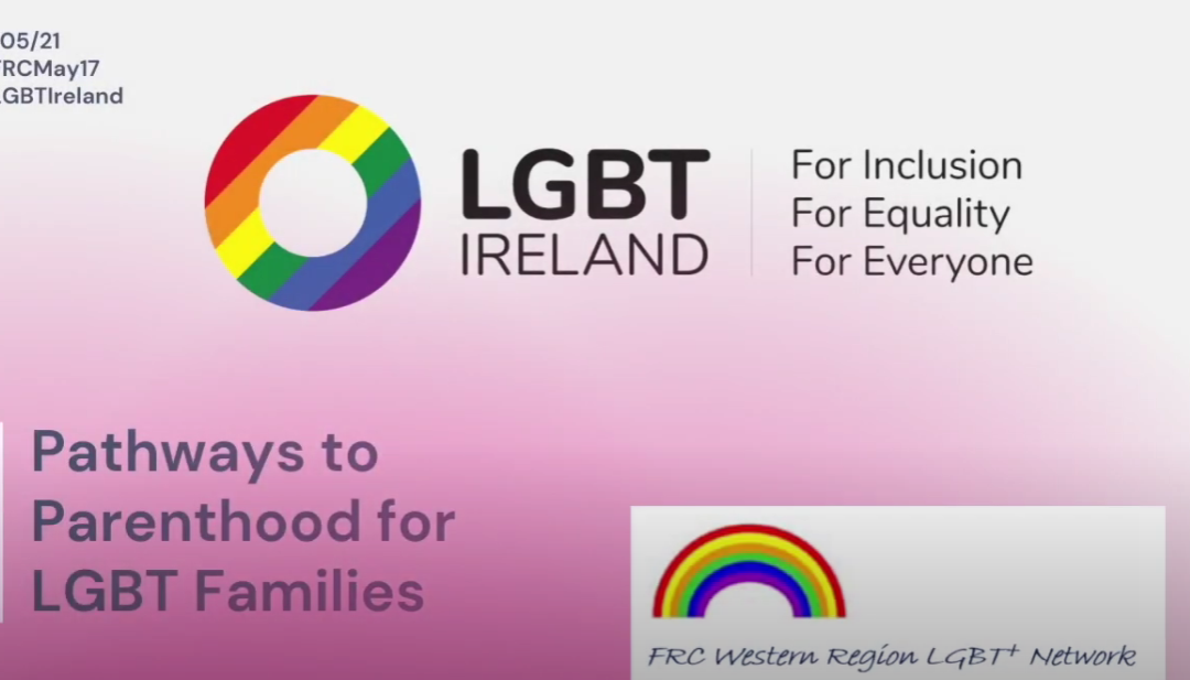 Legal Pathway to Parenthood for LGBT+ Families Event