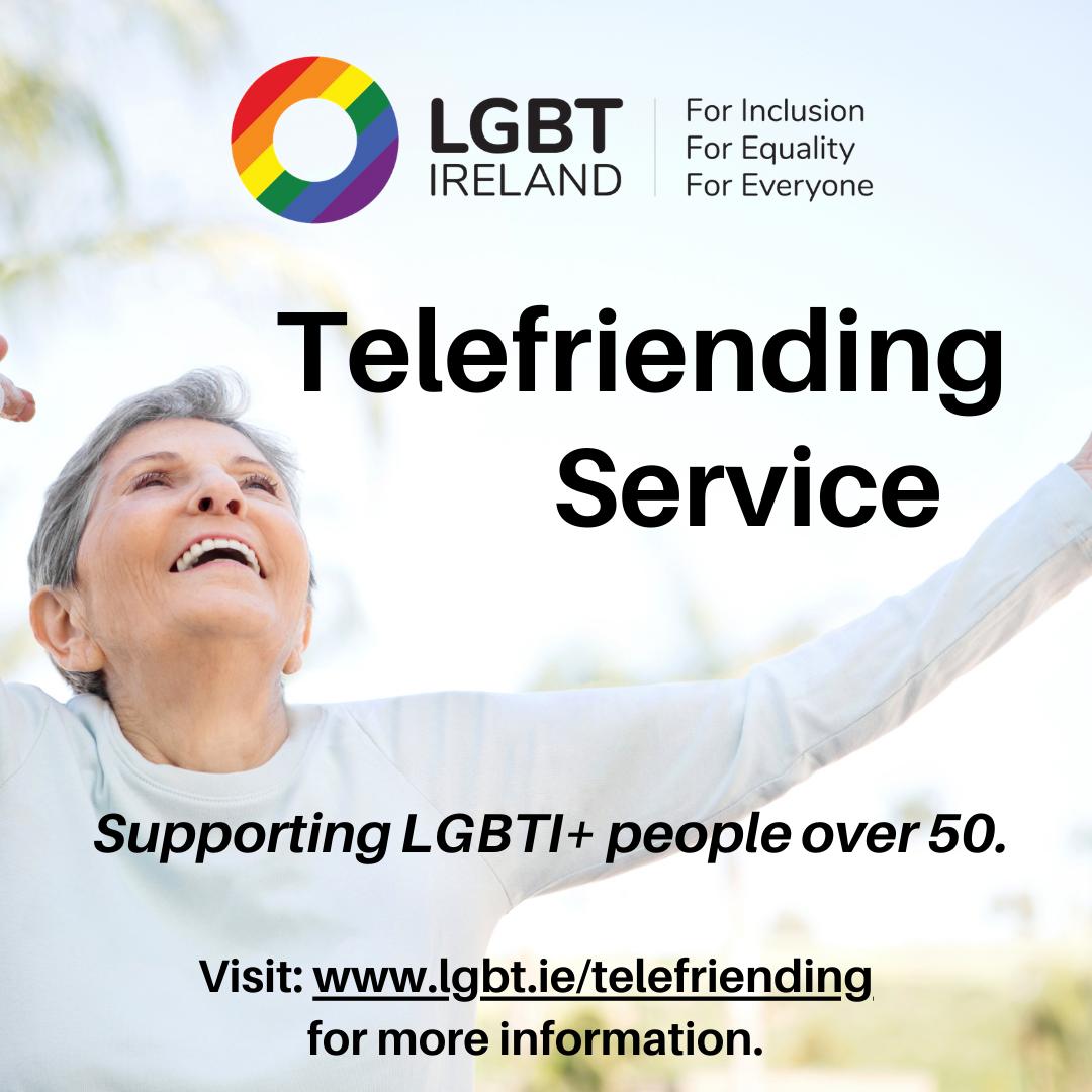 LGBT Telefriending Service