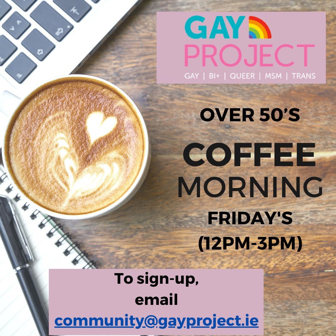 cork gay project coffee group