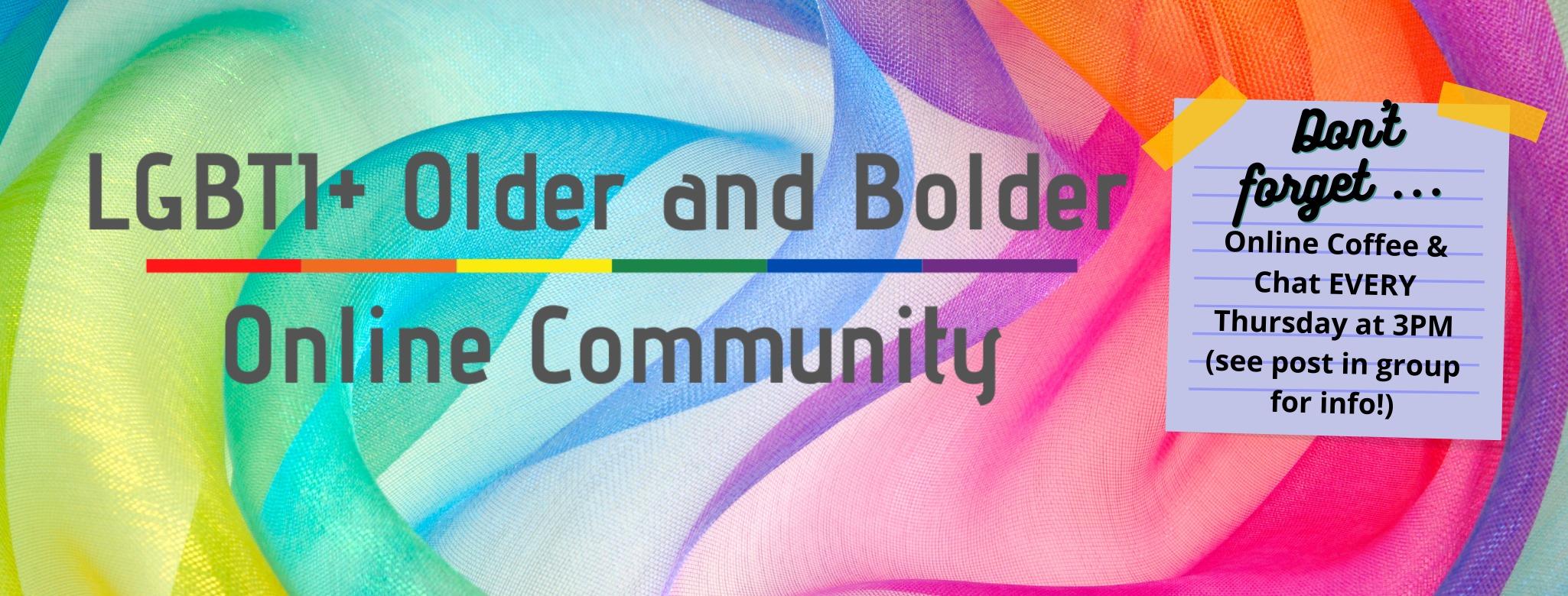older and bolder group
