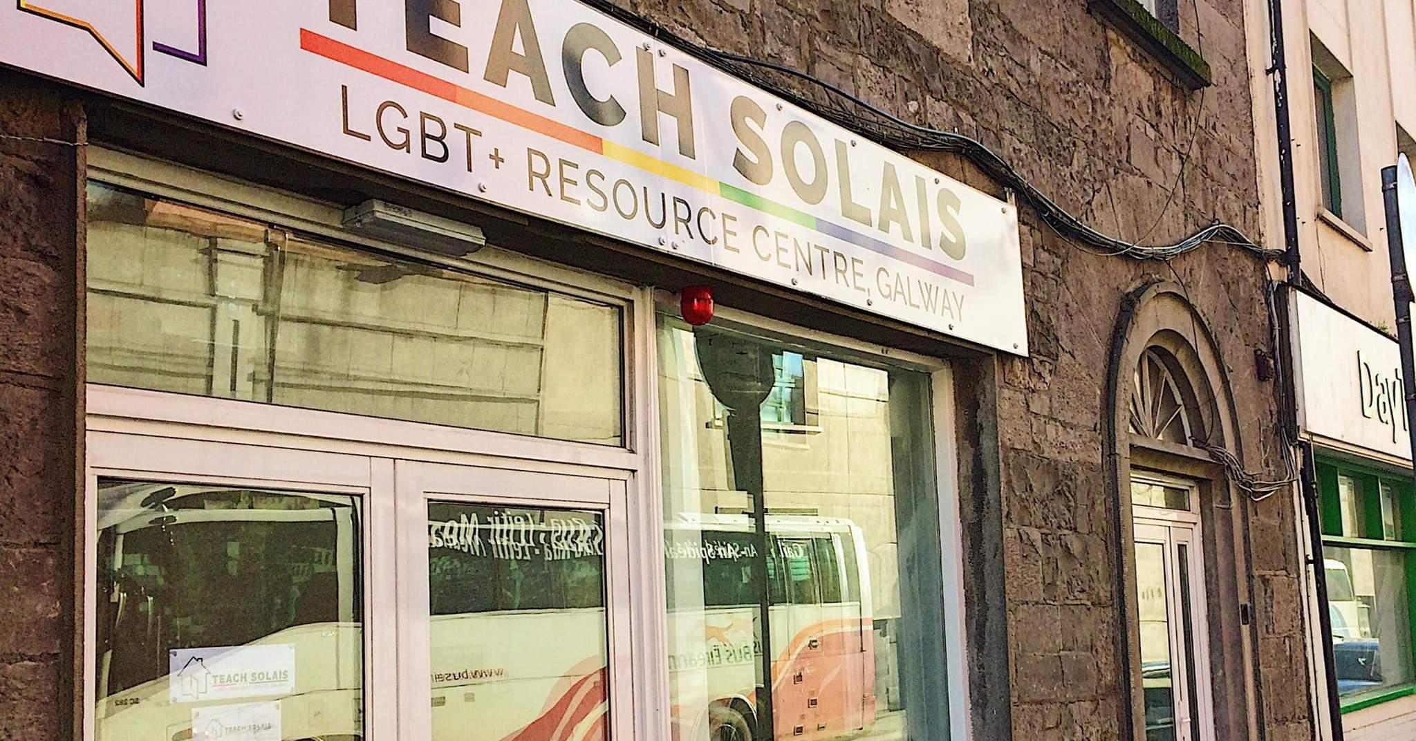 teach solais galway