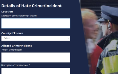 LGBT Ireland welcomes Hate Crime Reporting website