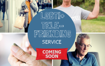 LGBT Ireland's Telefriending Service is Coming this August!