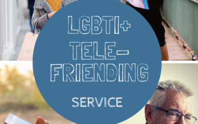 New Telefriending Service for 50+ is Open for Referrals!